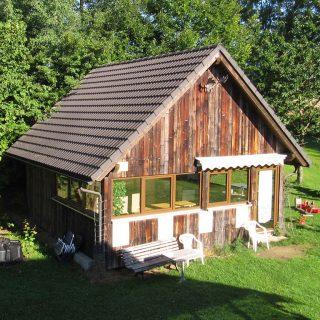 Unsere Grillhütte