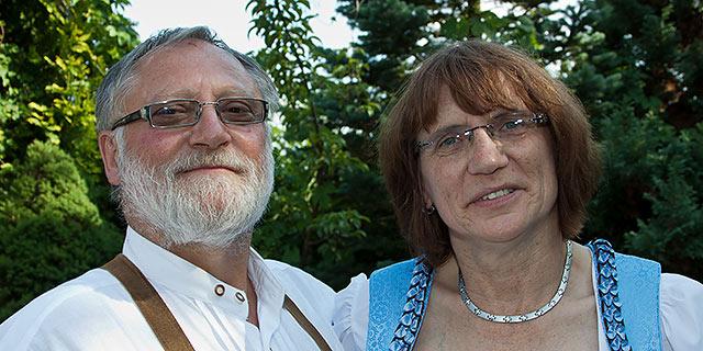 Siegfried und Margitte Böhmer